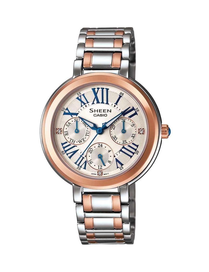 Reloj Casio mujer SHE-3034SG-7AUER