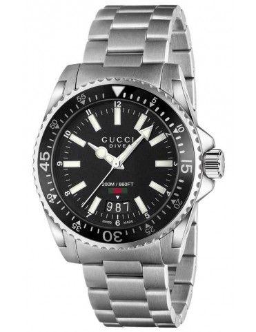 Comprar Reloj Gucci Hombre YA136301 Colección Dive. online