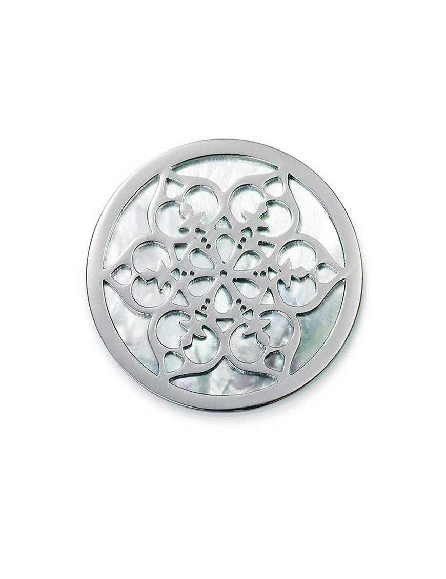 Medallón Viceroy Plaisir acero Mujer VMR0058-19