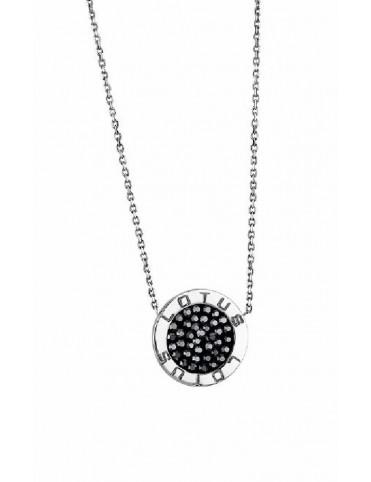 Collar Lotus Silver mujer LP1252-1/4