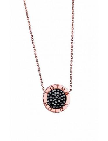 Collar Lotus Silver mujer LP1252-1/5