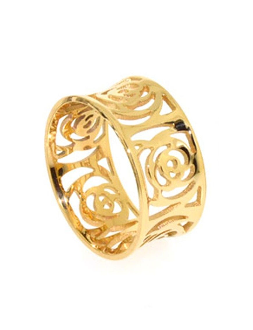 Anillo Anartxy acero mujer AAN73