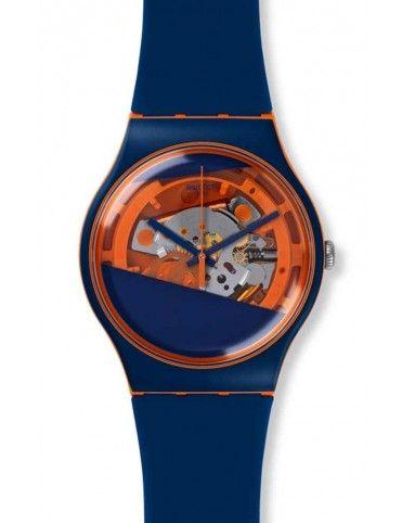 Comprar Reloj Swatch hombre Myrtil-Tech SUOO102 online