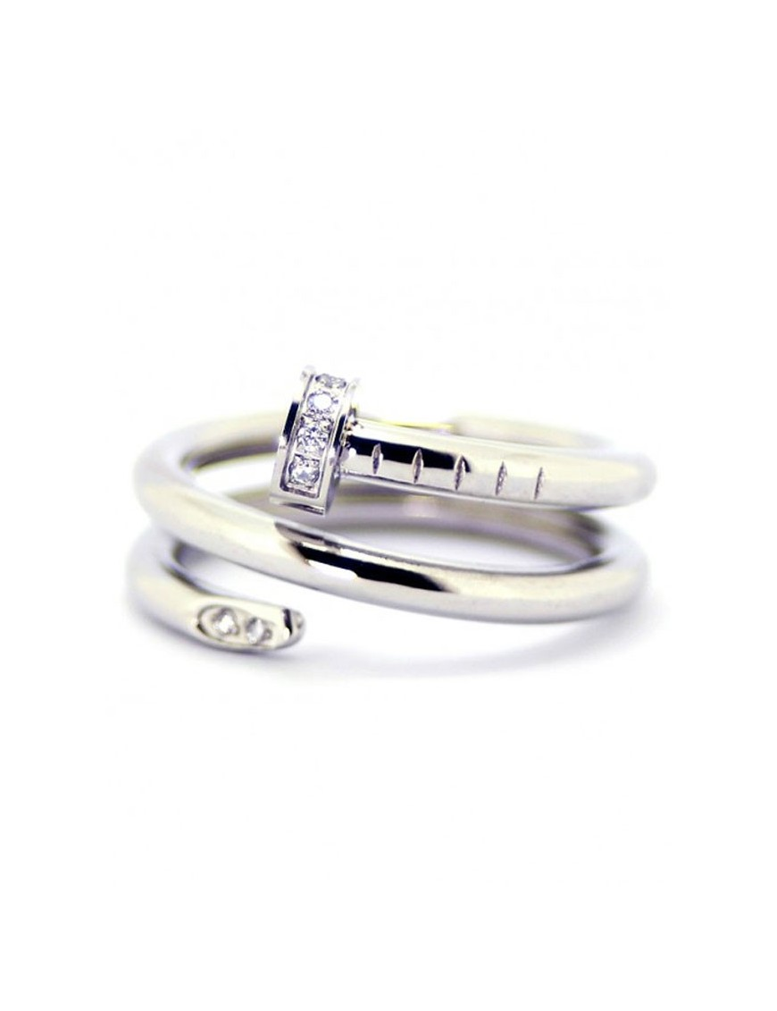 Anillo Anartxy acero mujer AAN122