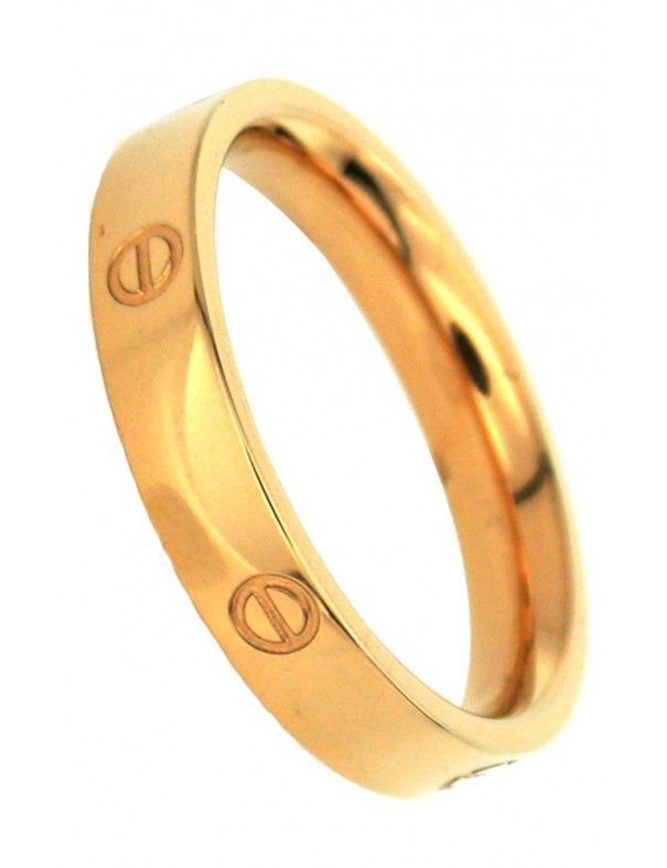 Anillo Anartxy acero mujer AAN63