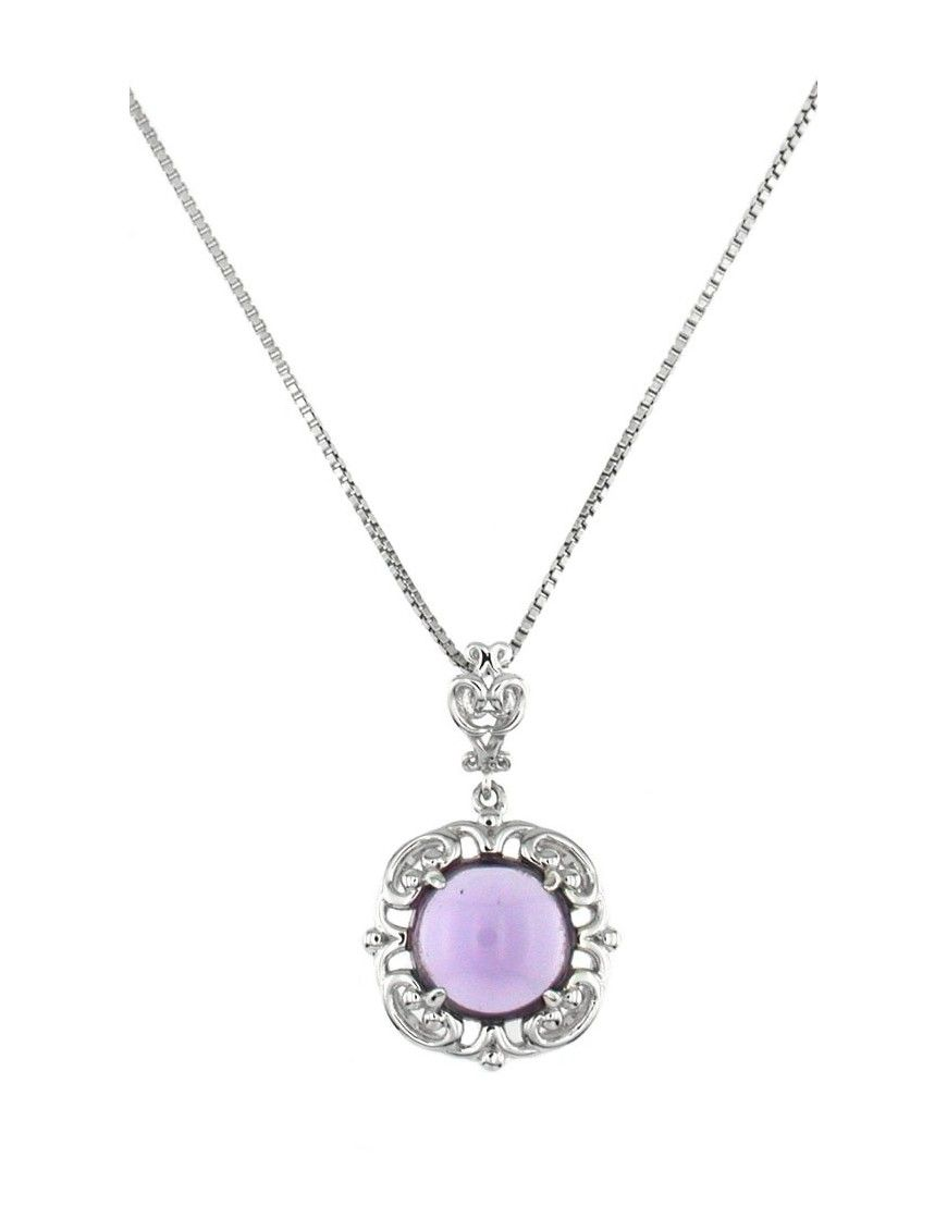 Collar plata mujer PS6070AME&VE 0.15-4
