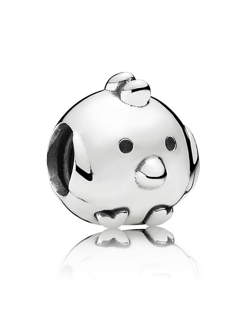 Charm Pandora Plata Pollito Encantador 791743