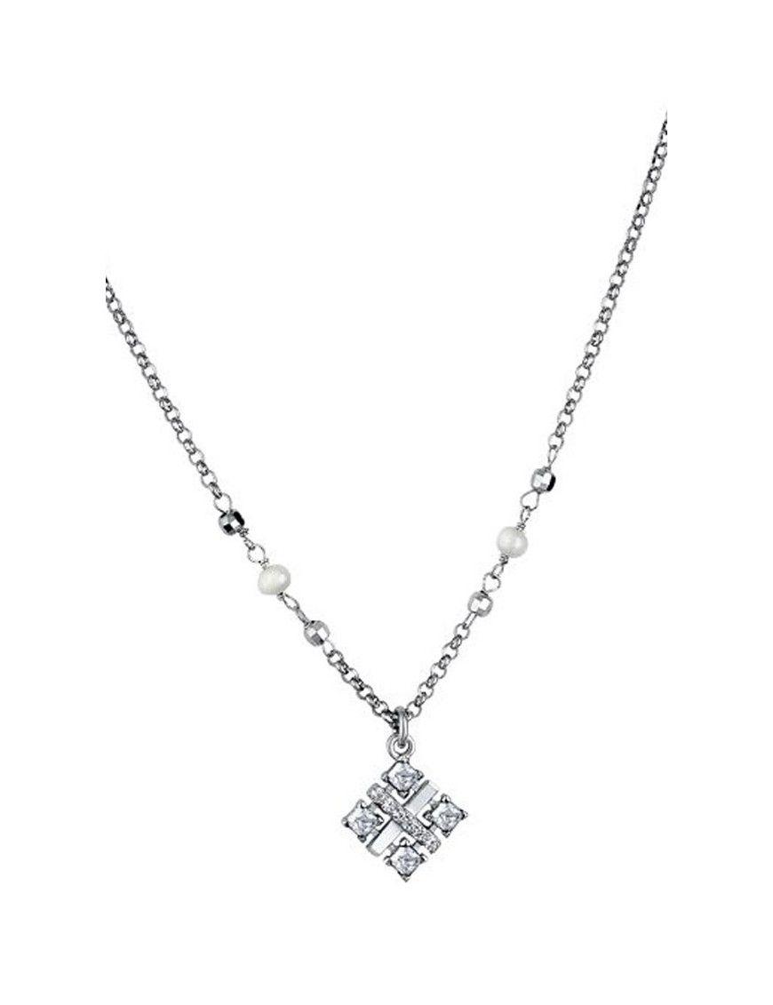 Collar Lotus Silver plata mujer LP1515-1/1