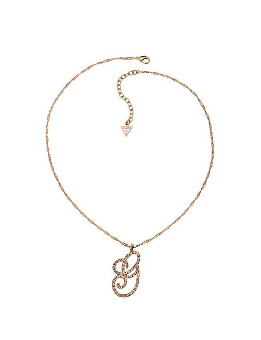 Collar Guess metal mujer UBN11418
