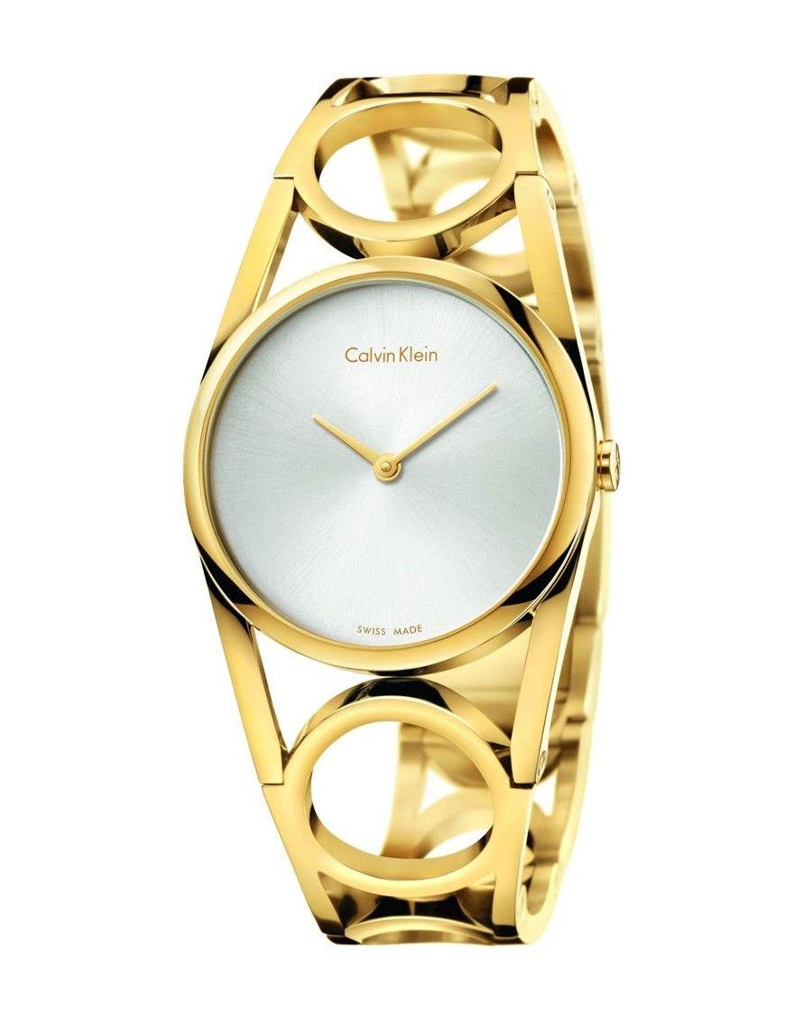 Reloj Calvin Klein mujer K5U2S546