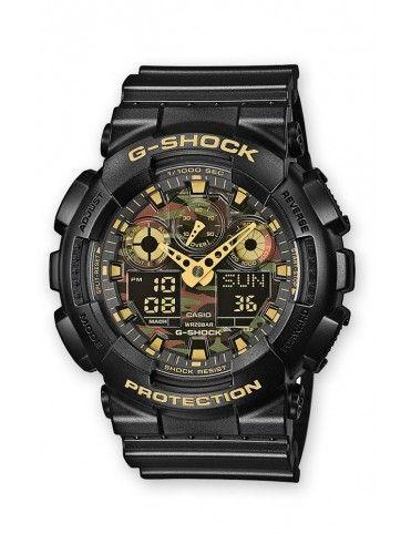 Reloj Casio G-Shock hombre GA-100CF-1A9ER
