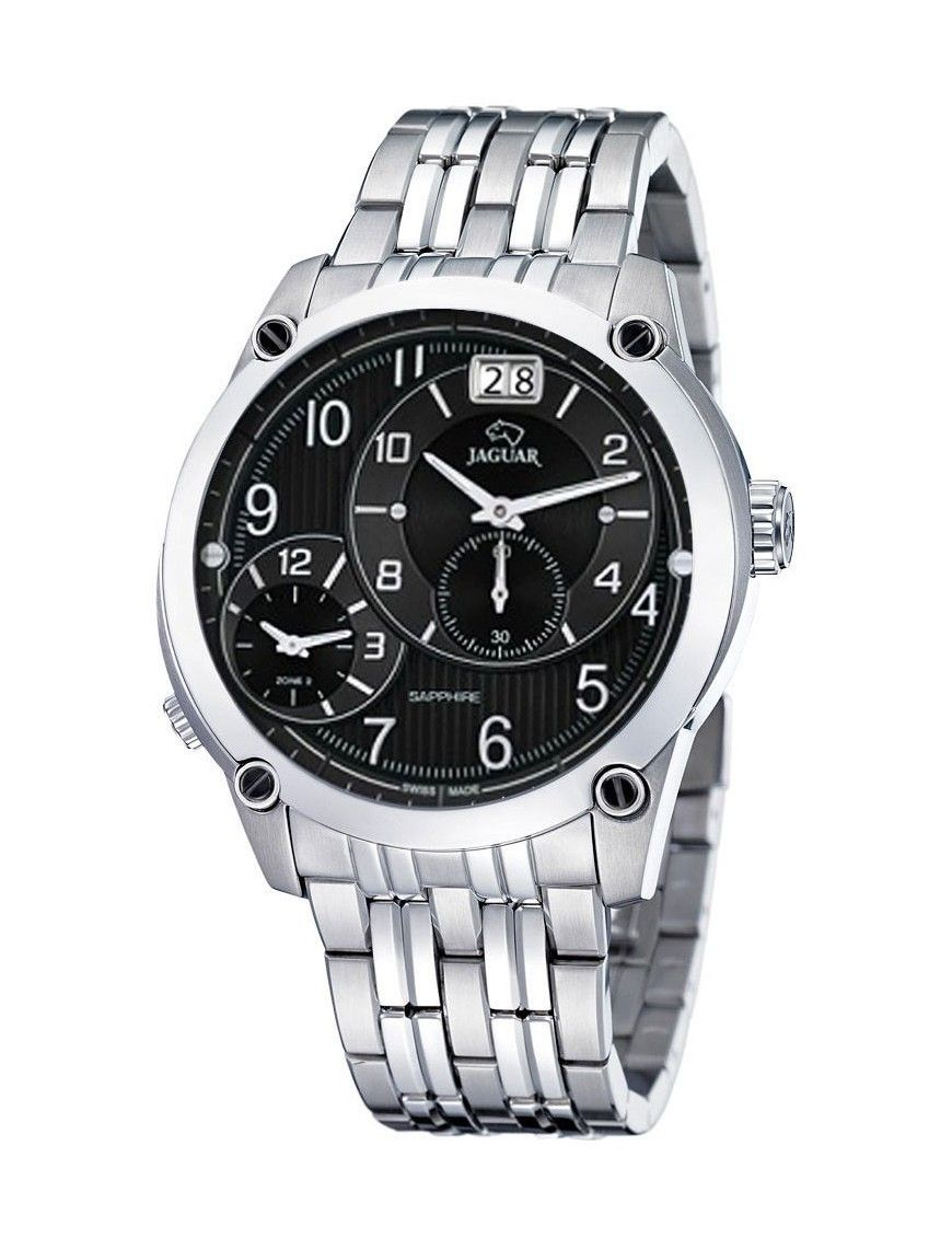 Reloj Jaguar Dual Time hombre J629/E