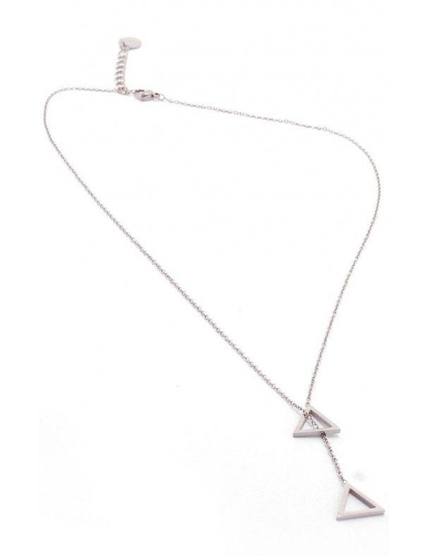 Collar Anartxy acero mujer COA189