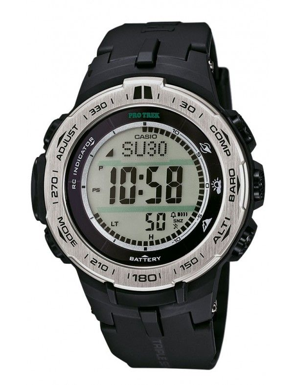 Reloj Casio Pro Trek hombre PRW-3100-1ER
