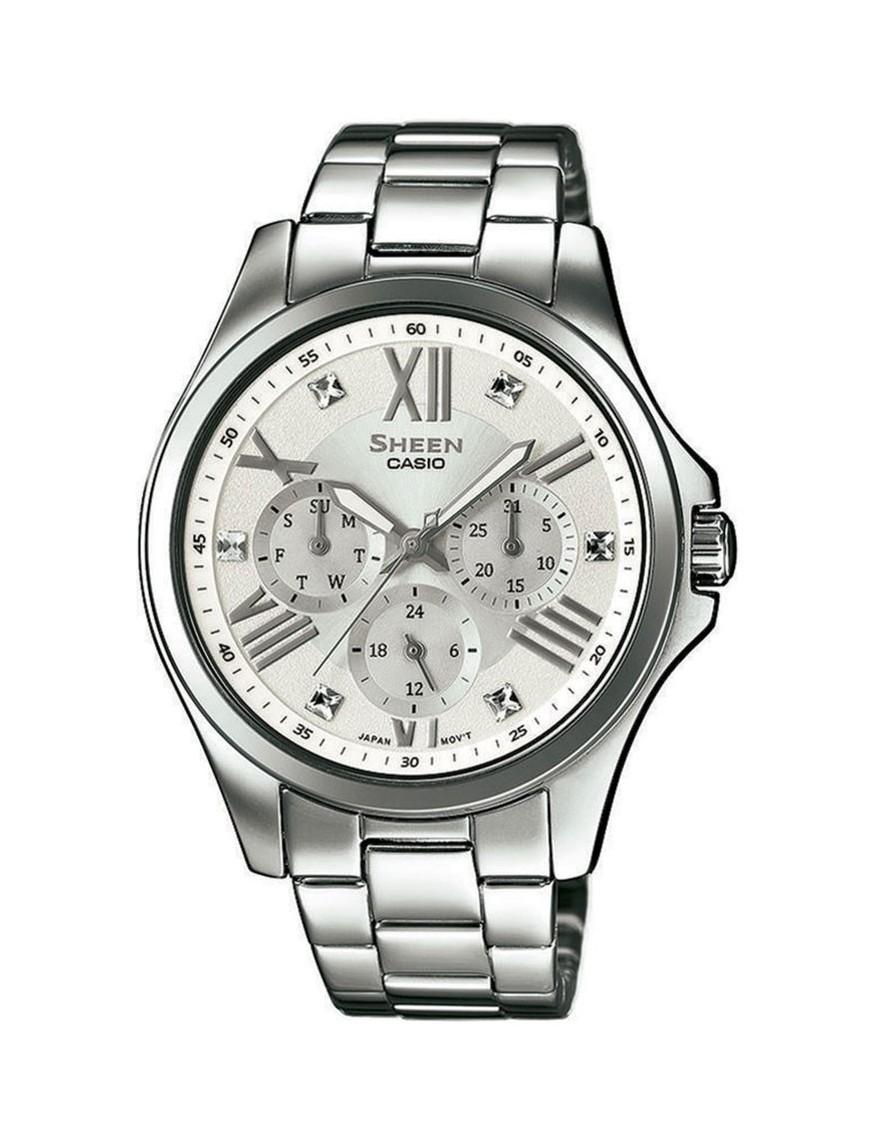 Reloj Casio Sheen mujer SHE-3806D-7AUER