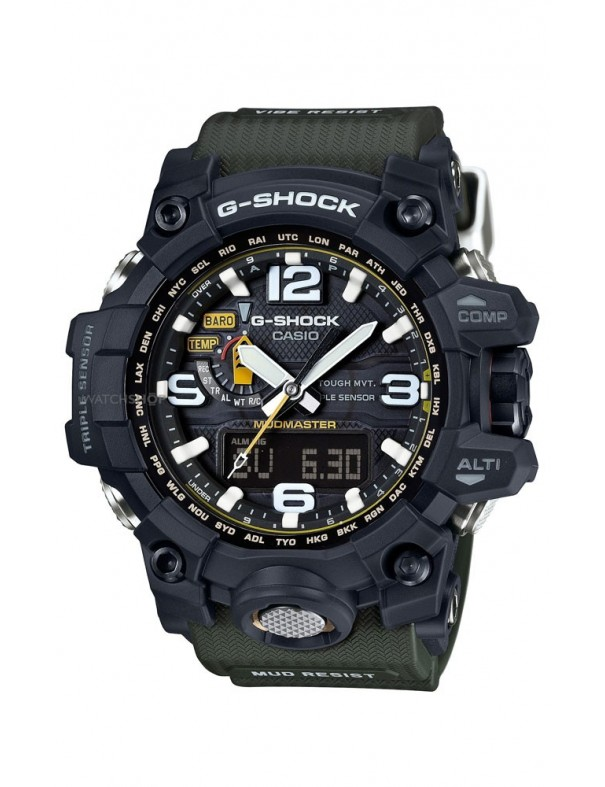 Reloj Casio G-Shock hombre GWG-1000-1A3ER
