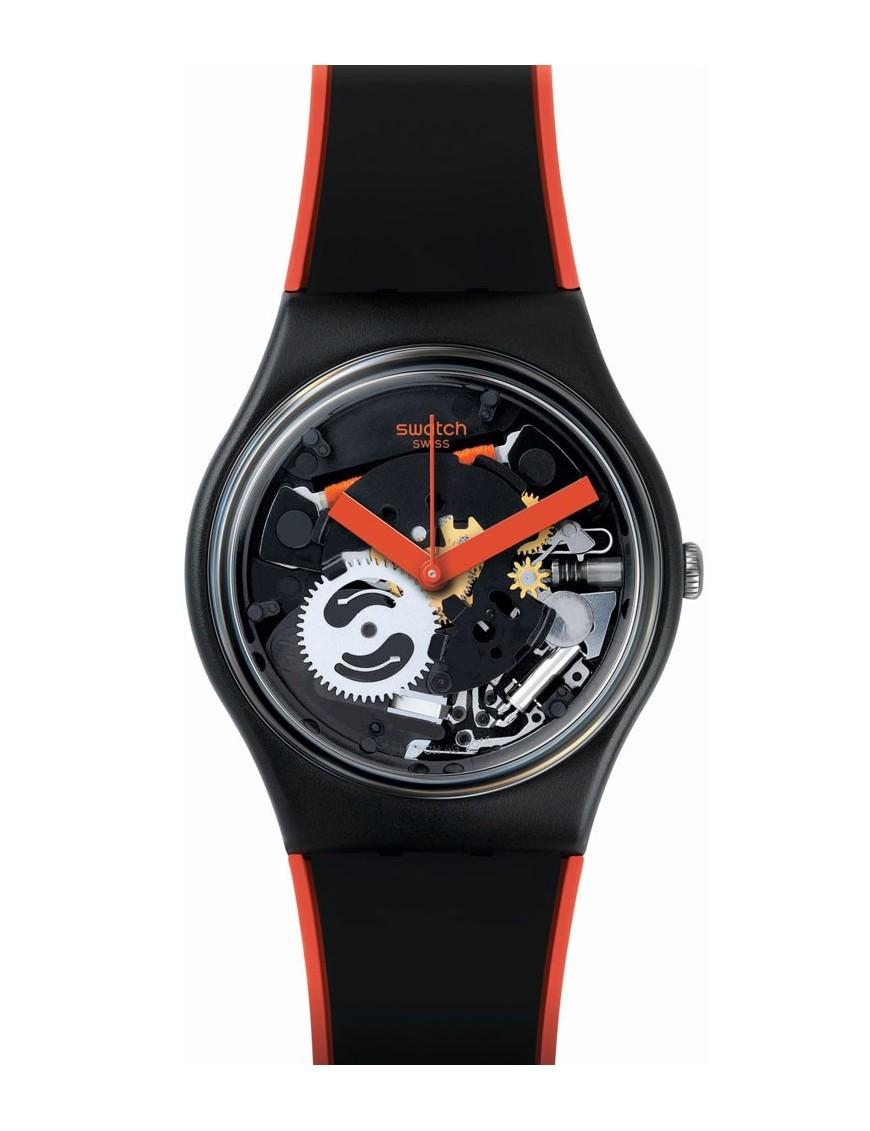 Reloj Swatch unisex Red Frame GB290