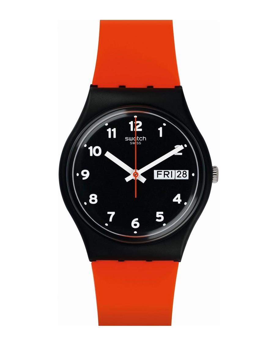Reloj Swatch unisex Red Grin GB754