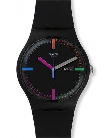 Reloj Swatch mujer The indexter SUOB719