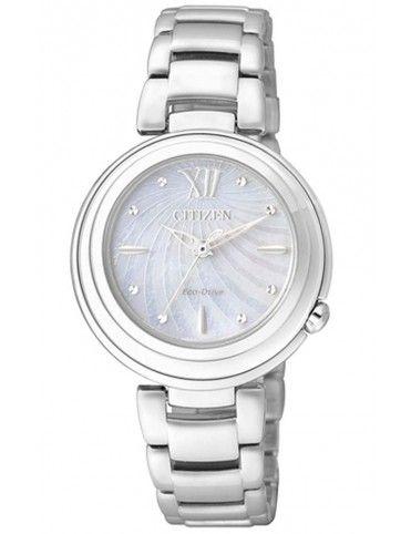Reloj Citizen Eco-Drive mujer EM0331-52D