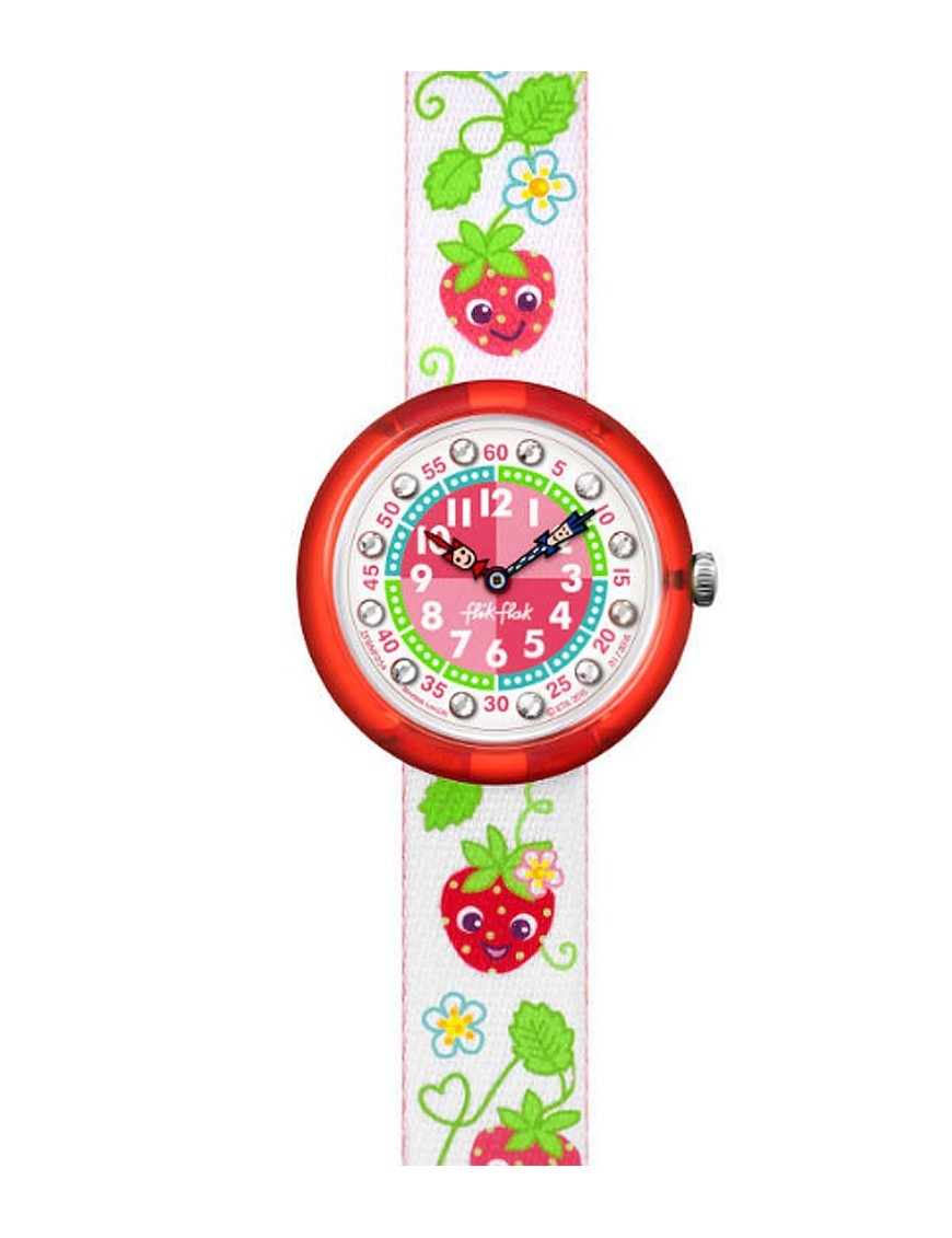 Reloj Flik & Flak Funny Fraises FBNP054