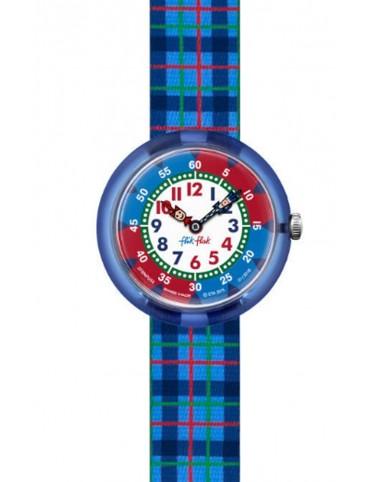 Reloj Flik & Flak Blue Flik FBNP056