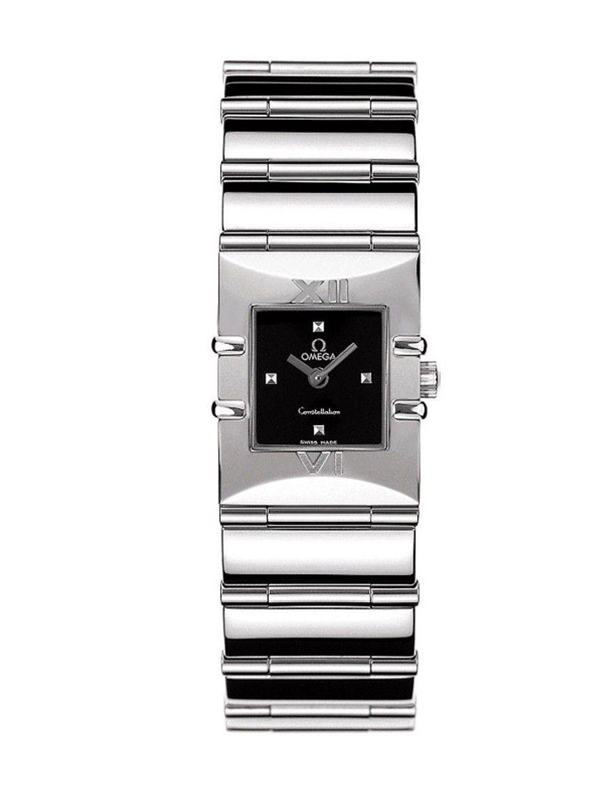 Reloj Omega mujer Constellation Quart O15214100