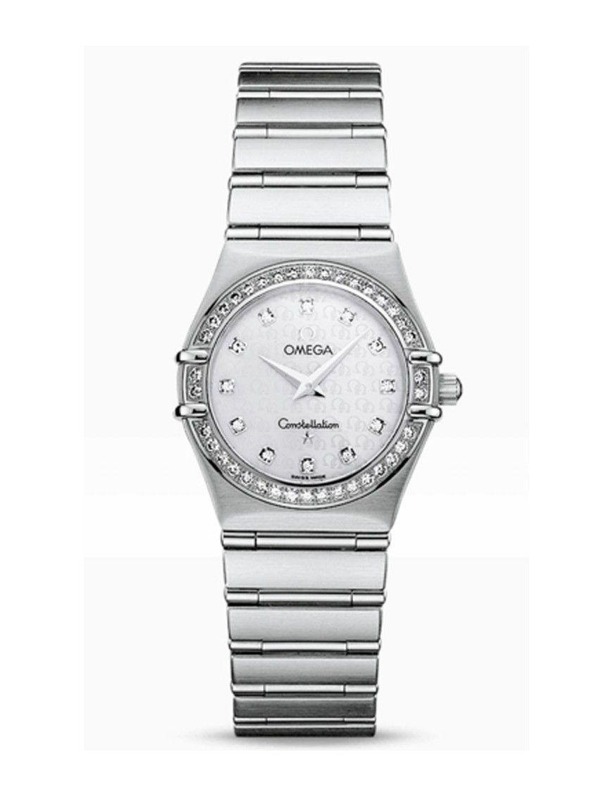 Reloj Omega mujer Constellation '95 O14587500