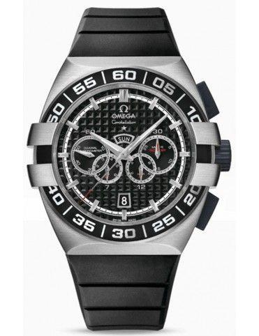 Reloj Omega hombre Constellation Double eagle Crono O12132445201