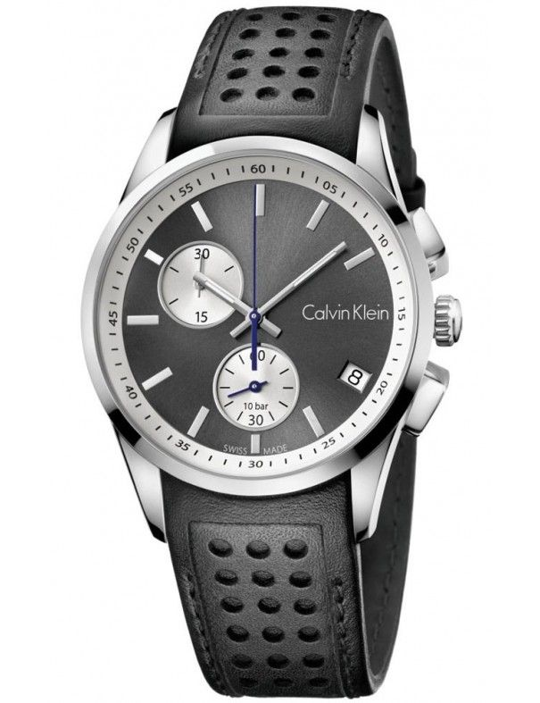 Reloj Calvin Klein cronógrafo hombre K5A371C3