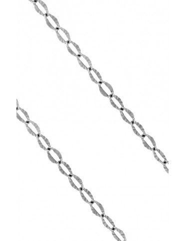 Comprar Cadena Oro blanco 18Kts labrada 14065/40 online