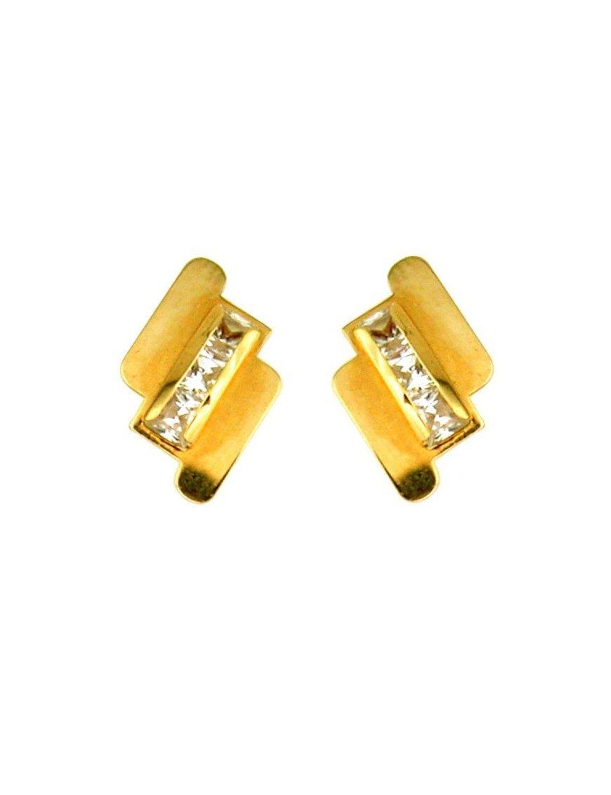 Pendientes Oro 18Kts niña 54752-P/A/CI