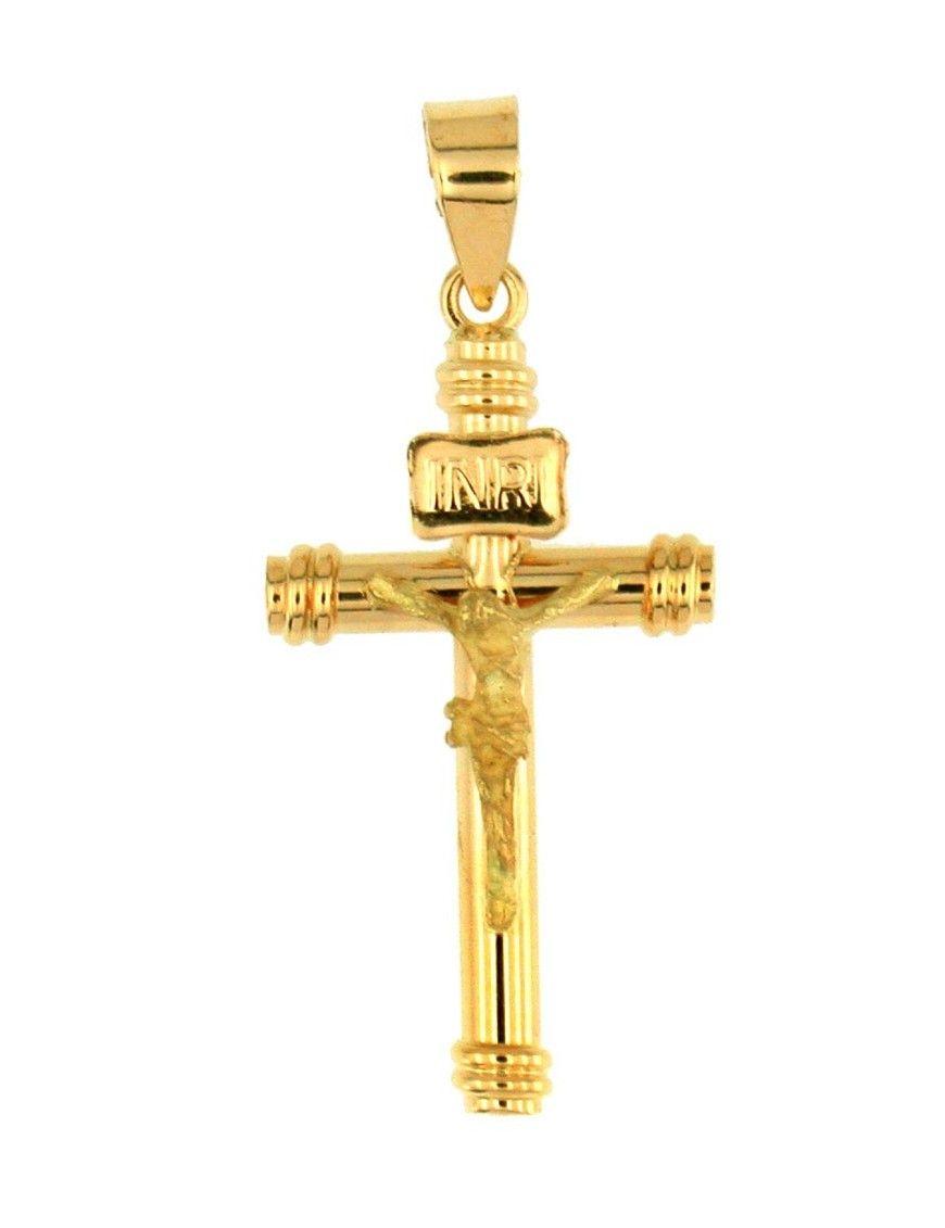Crucifijo Oro 18Kts 15272