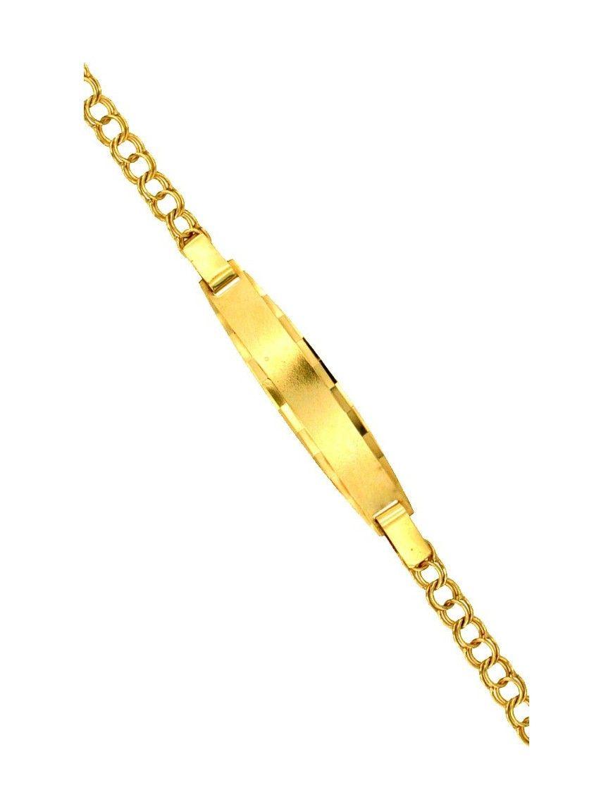 Pulsera Esclava Oro 18Kts 7434