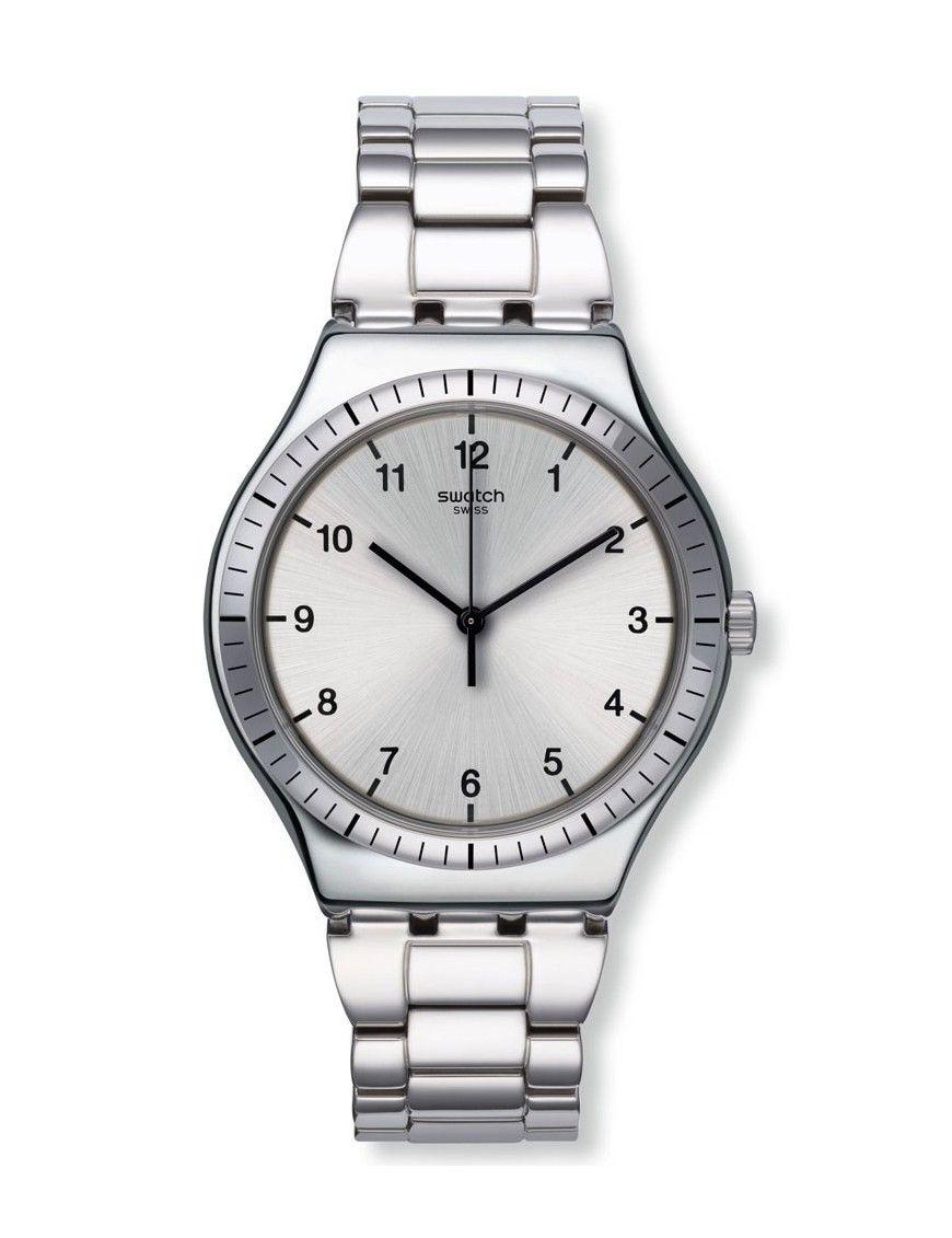Reloj Swatch hombre Zio Argento YWS100G