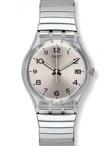 Reloj Swatch unisex silverall GM416A