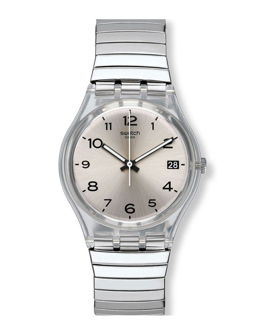 Reloj Swatch unisex silverall GM416A