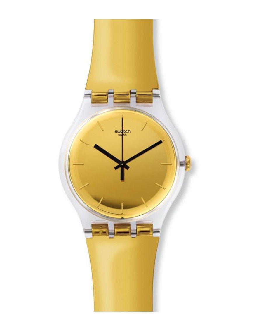 Reloj Swatch mujer Goldenall SUOK120