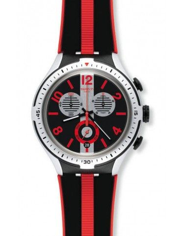 Reloj Swatch hombre Stripes YYS4013