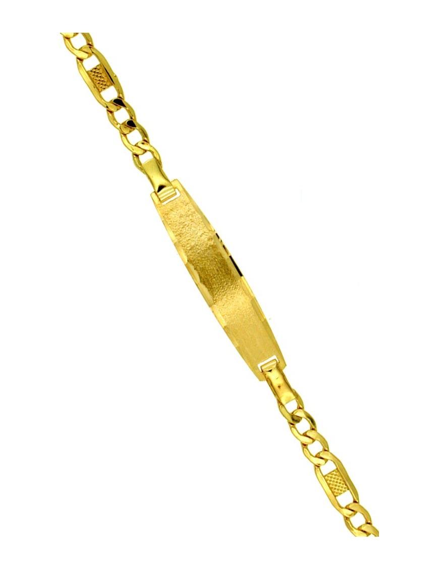 Pulsera Esclava Oro 18Kts ATL080CH2