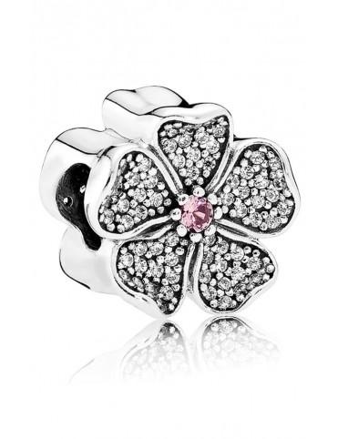 Comprar Charm Pandora plata y circonitas Flor de Manzano 791831NBP online