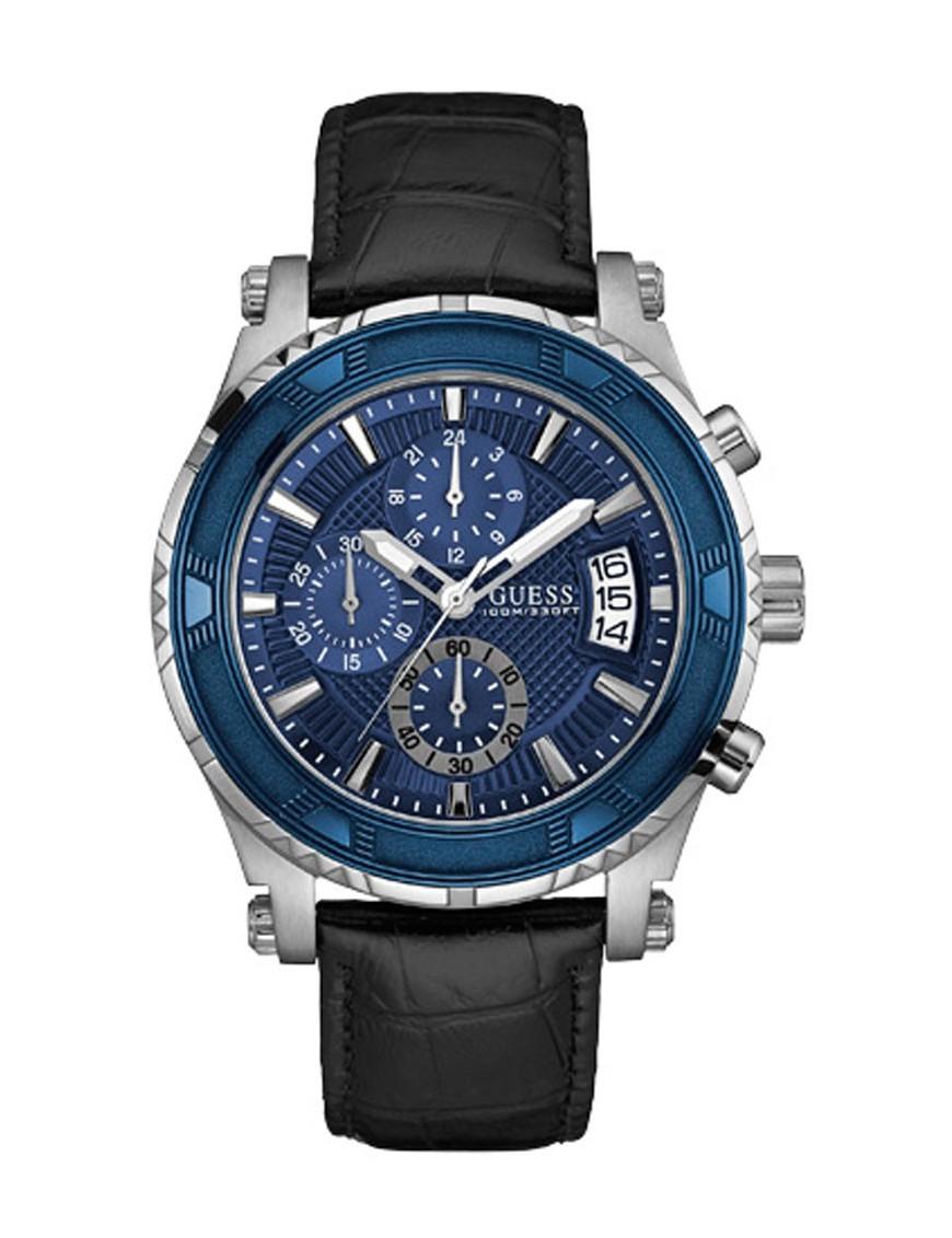 Reloj Guess Cronógrafo hombre Pinnacle W0673G4