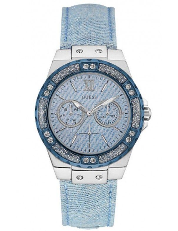 Reloj Guess Multifunción mujer Limelight W0775L1