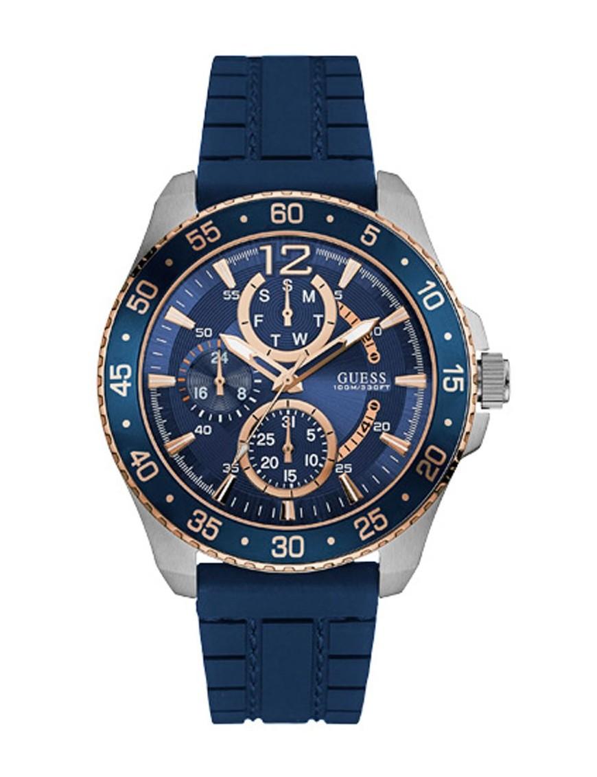 Reloj Guess Multifunción hombre Jet W0798G2