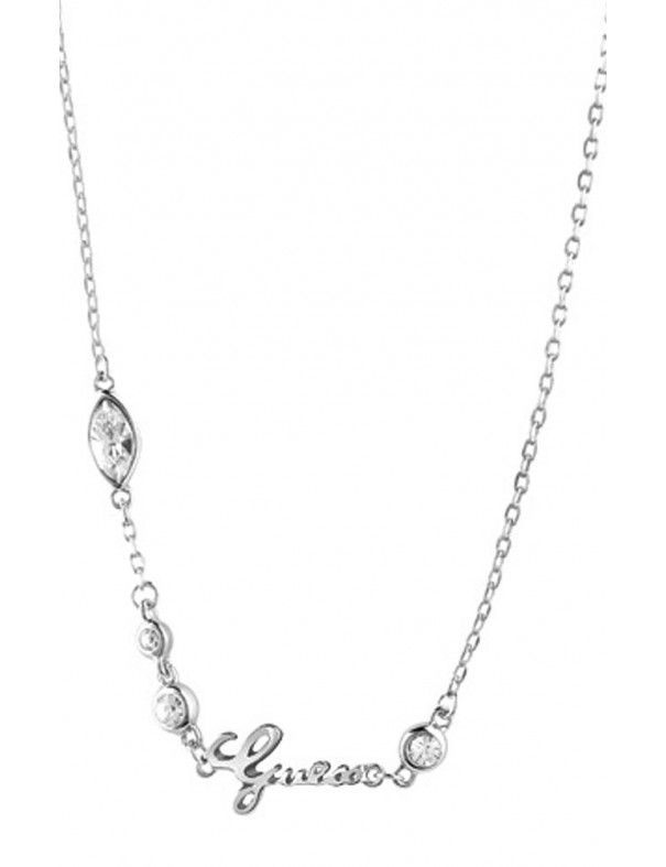 Collar Guess metal mujer UBN61022