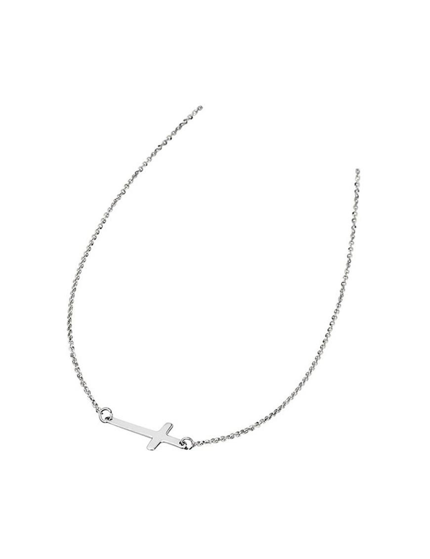Collar Lotus Silver plata mujer LP1223-1/2