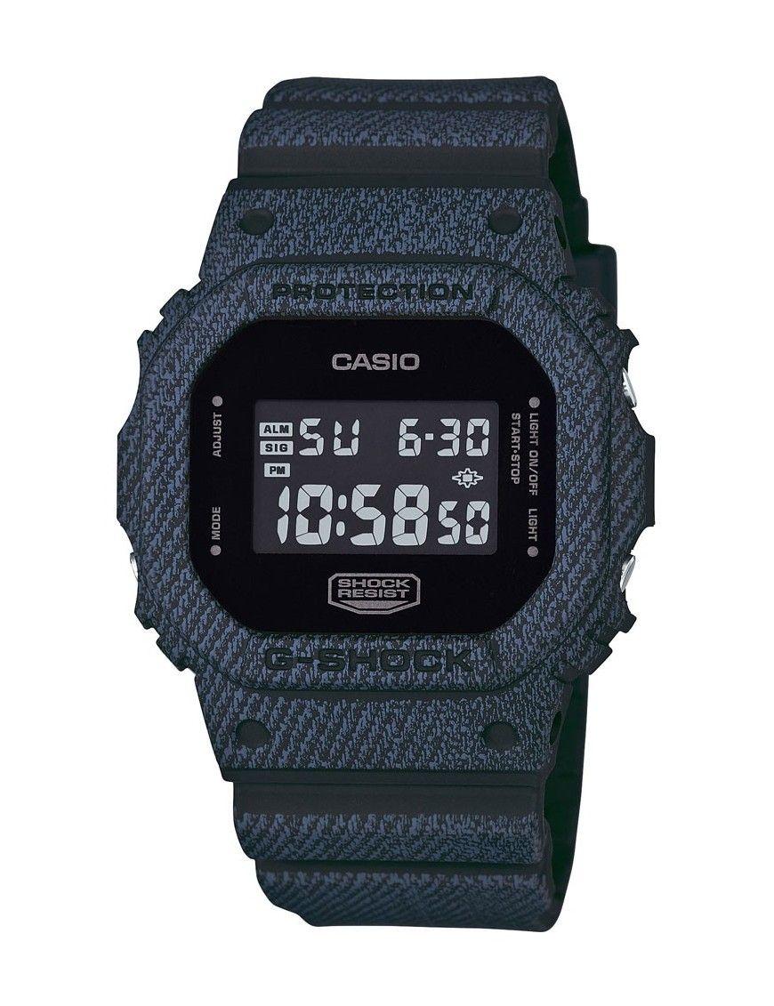 Reloj Casio G-Shock Cronógrafo hombre DW-5600DC-1ER