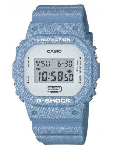 Reloj Casio G-Shock Cronógrafo hombre DW-5600DC-2ER