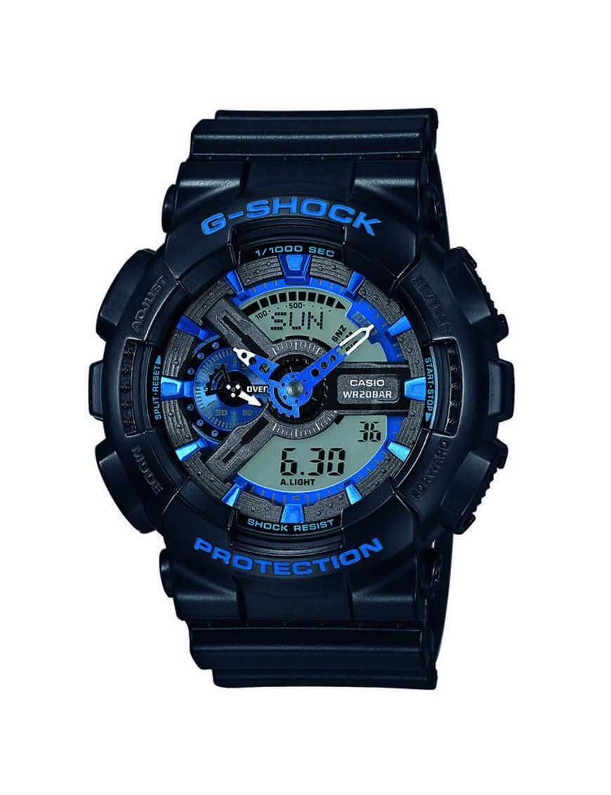 Reloj Casio G-Shock crónografo hombre GA-110CB-1AER