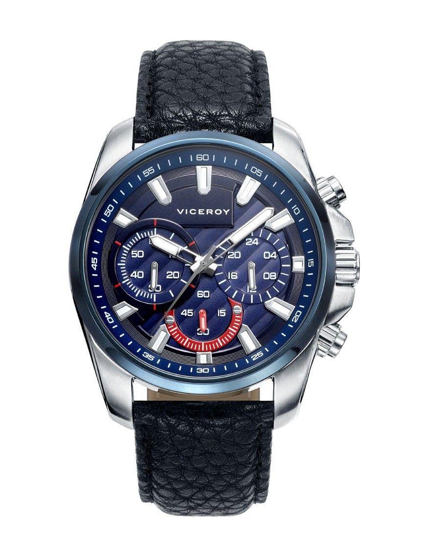 Reloj Viceroy cronógrafo hombre 42217-37